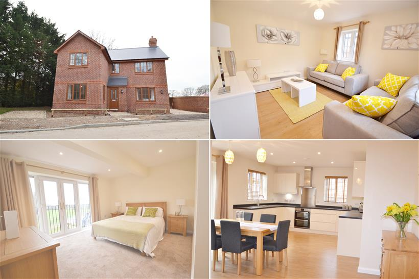 Hope Lodge, Fareham. Prices from £490,000-£550,000