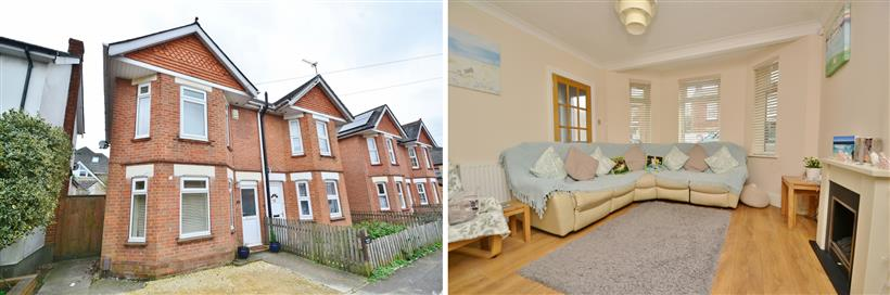 3 Bedroom Property in Popular Area of Parkstone