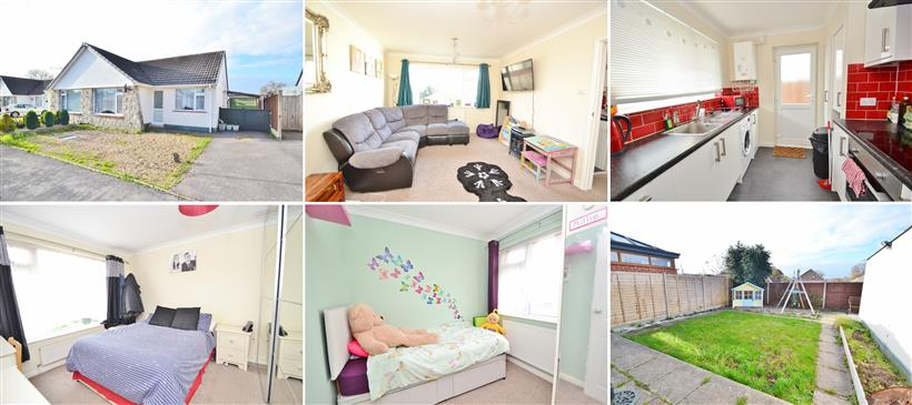 Two Bedroom Semi-Detached Bungalow - Ferndown
