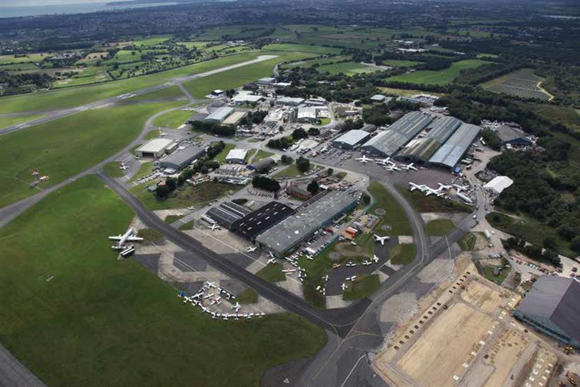 Lucketts Expand Into Bournemouth Airport