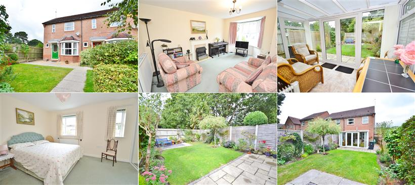 Delightful 2 Bedroom Semi-Detached House