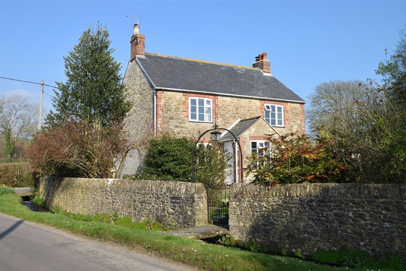 Cottage Situated in Village Location