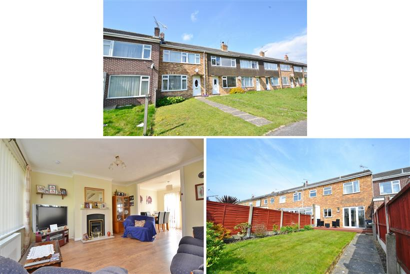 Well Presented 3 Bedroom Mid Terraced House Available Now In Hamworthy! Vendor Suited!
