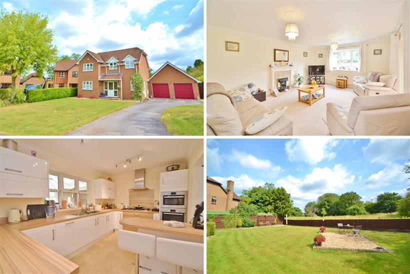 Family Home In A Sought After Village Location