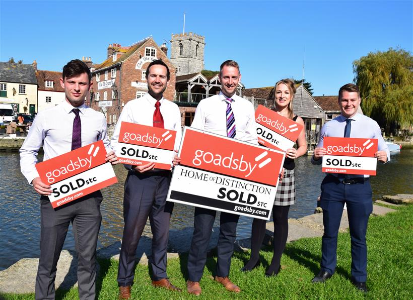 Sizzling Summer Sales For Purbeck Goadsby Offices