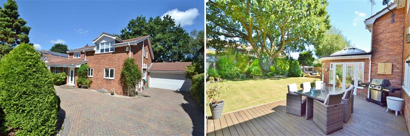 Substantial & Immaculately Presented 5 Bedroom Detached Family Home