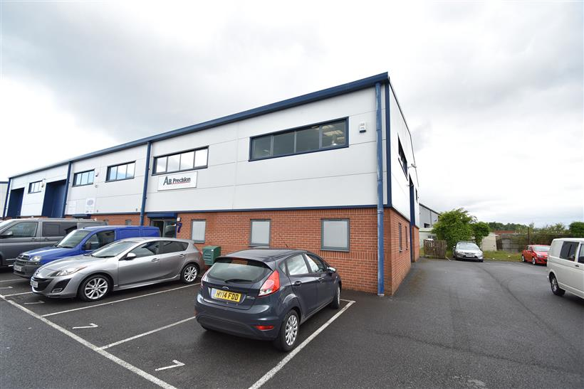 Goadsby Complete Letting Of Modern Industrial/Warehouse Premises In Poole