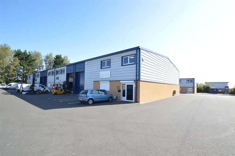 Goadsby Assist With A Quick Sale Of A Freehold Industrial Premises In Poole
