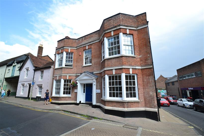 Goadsby Commercial Complete The Letting Of Trussell House, Winchester