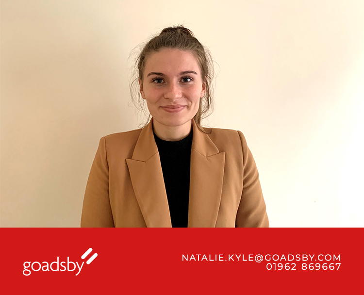 New Acquisition for Goadsby as Natalie Kyle joins Hampshire Commercial Team
