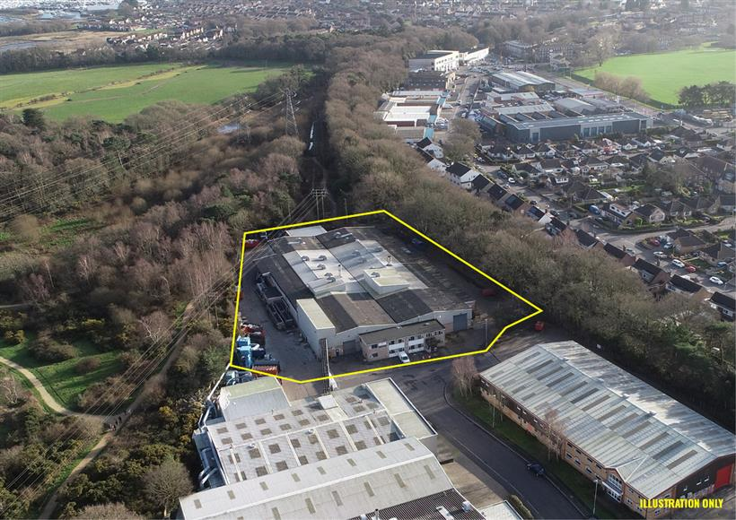 Goadsby Sells Large Warehouse At Upton Industrial Estate, Poole