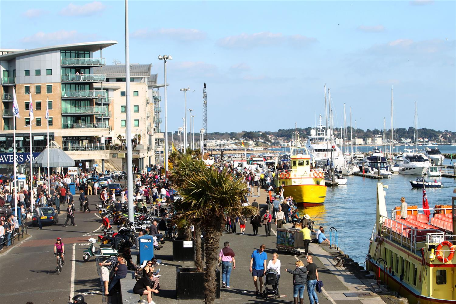 Hotels In Poole Town Centre